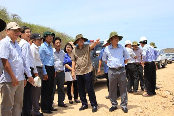 Khẩn cấp chống hạn cho Ninh Thuận, Bình Thuận - Ảnh 2.
