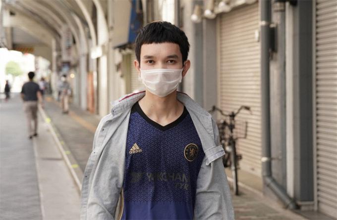 Mắc kẹt vì Covid-19, du học sinh Việt Nam tại Nhật ngủ vùi để tránh xài tiền - Ảnh 1.