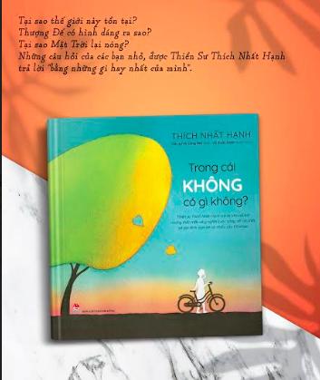 Sách triết học bằng tranh của thiền sư Thích Nhất Hạnh - Ảnh 1.