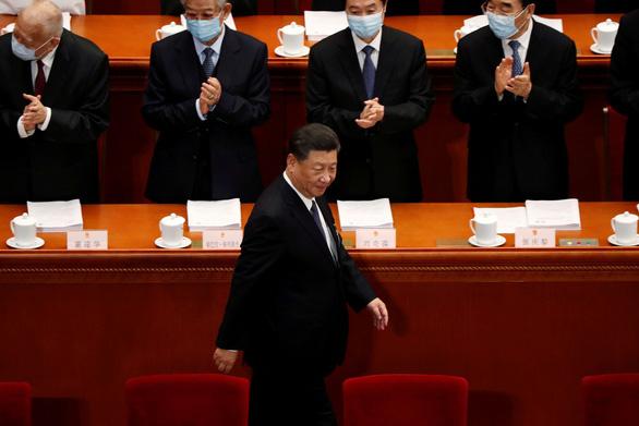 Chủ tịch Trung Quốc ra lệnh quân đội sẵn sàng, máy bay Mỹ đến biển Đông - Ảnh 1.