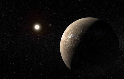 Phát hiện trái đất khác có thể có nước, sự sống và ngay cạnh chúng ta - Ảnh 1.