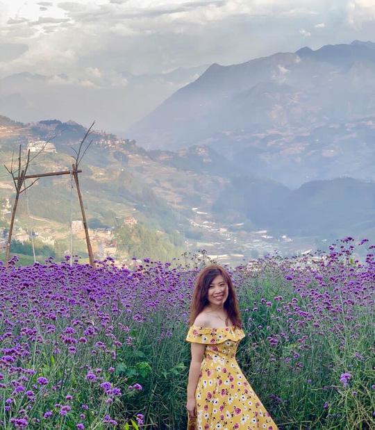 Check in đồi hoa tím, chụp những bức ảnh đẹp để đời - Ảnh 7.