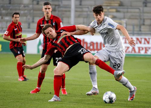 Thần đồng Kai Havertz lập siêu kỷ lục Bundesliga - Ảnh 1.