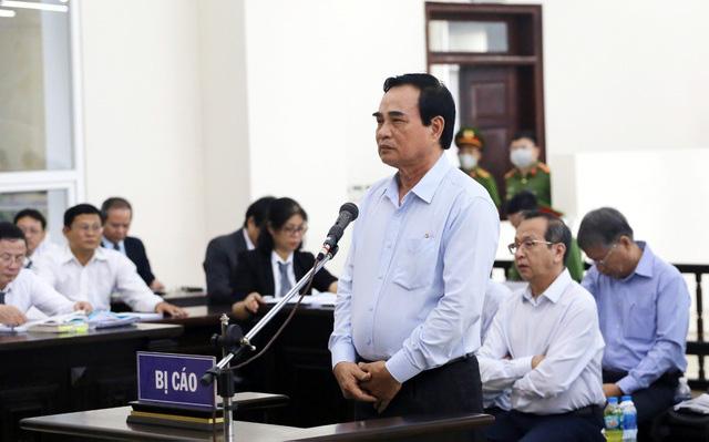 Nguyên chủ tịch Đà Nẵng: Tôi không có thực quyền, chữ ký chỉ mang tính hình thức - Ảnh 1.