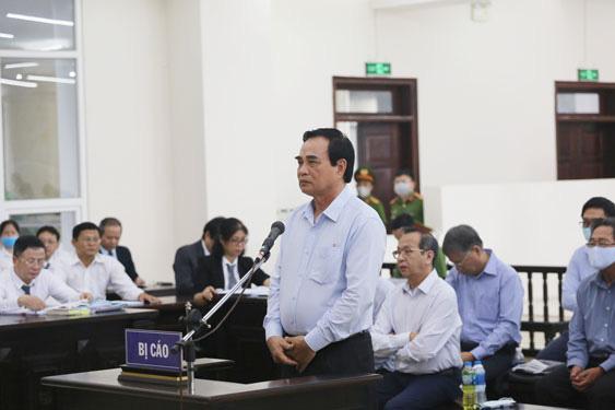 Xét xử vụ thâu tóm đất công ở Đà Nẵng: Nguyên chủ tịch Đà Nẵng: Tôi không có thực quyền - Ảnh 1.