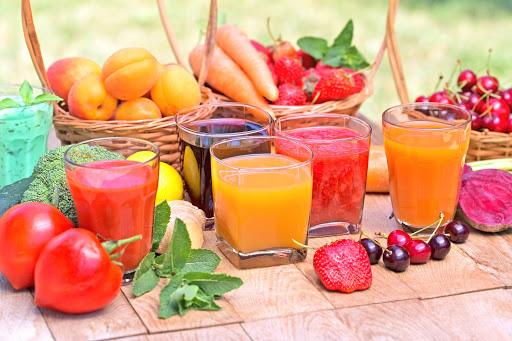 Uống 1-2 ly nước ép trái cây trong thời điểm này, hiệu quả khó ngờ - Ảnh 1.