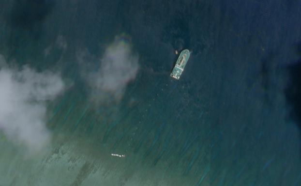 Việt Nam lên tiếng về thông tin Trung Quốc hạ cáp ngầm ở Hoàng Sa - Ảnh 2.