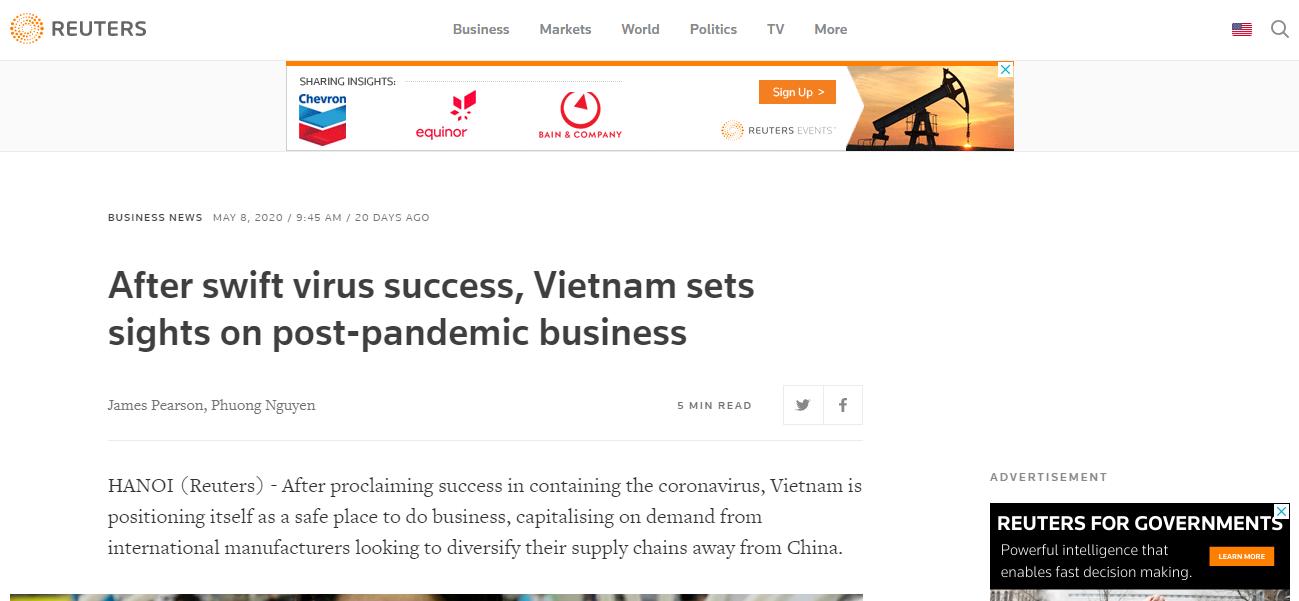 [eMagazine] Chống dịch covid-19: Thế giới nói gì về Việt Nam? [PHẦN CUỐI] - Ảnh 35.