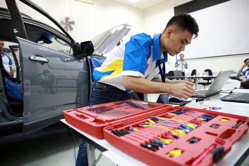 Kỳ thi Kỹ năng nghề quốc gia tổ chức vào giữa tháng 8 - Ảnh 1.