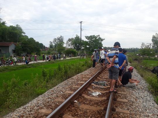 2 vụ tai nạn đường sắt, 2 người tử vong - Ảnh 2.
