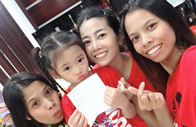 Phùng Ngọc Huy xin lỗi chị em Họa Mi - bảo mẫu của bé Lavie - Ảnh 3.