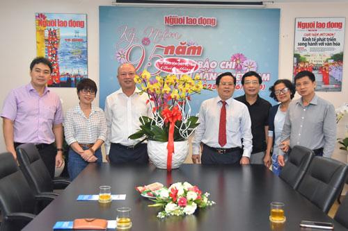 Bảo tàng Báo chí Việt Nam mở cửa đón khách - Ảnh 1.