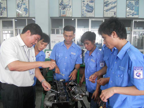 3 thách thức, 5 yêu cầu của giáo dục nghề nghiệp - Ảnh 1.