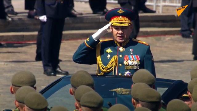 Nga: Hoành tráng lễ duyệt binh kỷ niệm 75 năm Ngày Chiến thắng - Ảnh 7.