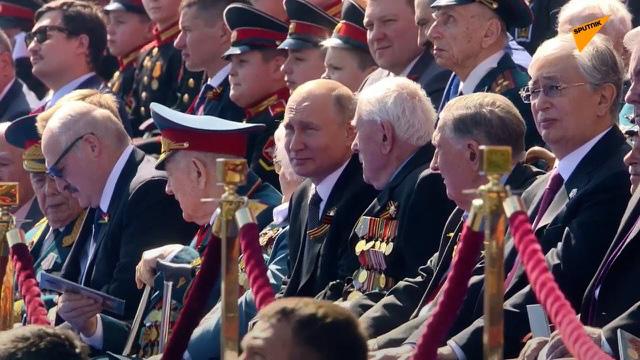 Nga: Hoành tráng lễ duyệt binh kỷ niệm 75 năm Ngày Chiến thắng - Ảnh 9.