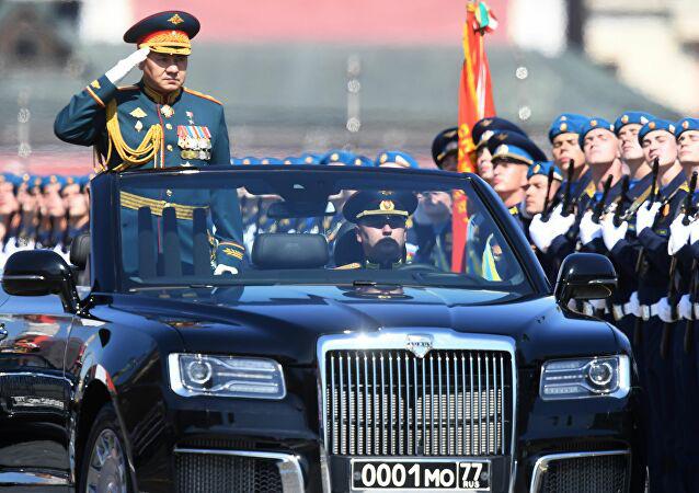 Nga: Hoành tráng lễ duyệt binh kỷ niệm 75 năm Ngày Chiến thắng - Ảnh 3.