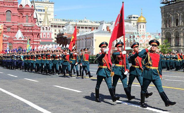 Nga: Hoành tráng lễ duyệt binh kỷ niệm 75 năm Ngày Chiến thắng - Ảnh 4.