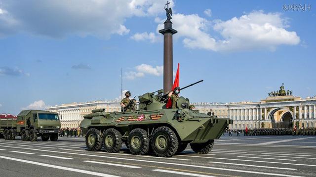 Nga: Hoành tráng lễ duyệt binh kỷ niệm 75 năm Ngày Chiến thắng - Ảnh 5.