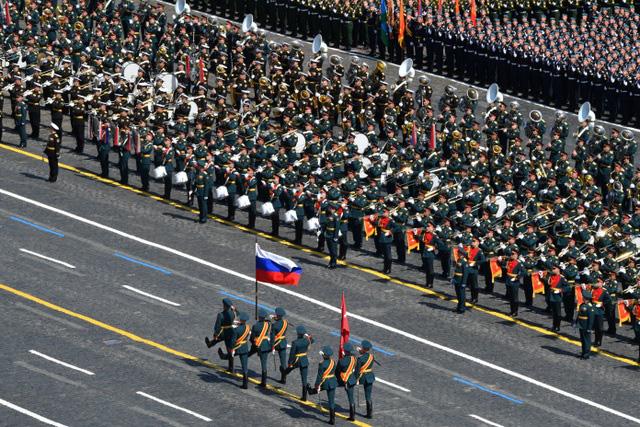Nga: Hoành tráng lễ duyệt binh kỷ niệm 75 năm Ngày Chiến thắng - Ảnh 6.