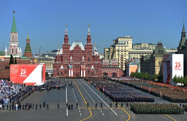 Nga: Hoành tráng lễ duyệt binh kỷ niệm 75 năm Ngày Chiến thắng - Ảnh 8.