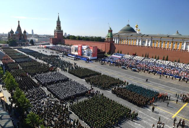 Nga: Hoành tráng lễ duyệt binh kỷ niệm 75 năm Ngày Chiến thắng - Ảnh 10.