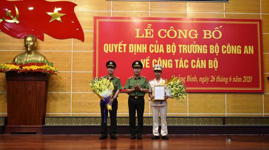 Quảng Trị có tân Giám đốc Công an tỉnh - Ảnh 2.