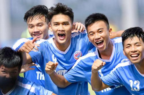 Tuyển quân cho U19 quốc gia - Ảnh 1.