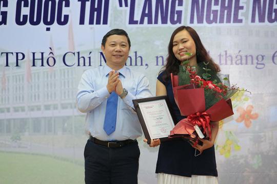 Toàn cảnh lễ trao giải cuộc thi Lắng nghe người dân hiến kế của Báo Người Lao Động - Ảnh 2.