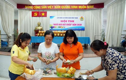 Nuôi heo đất gây quỹ học bổng Nguyễn Đức Cảnh - Ảnh 1.