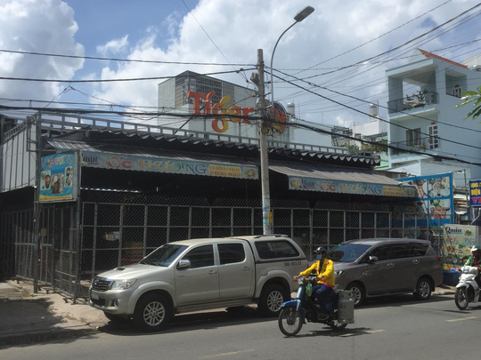 Kẻ cầm đầu 200 người mặc áo cam đập quán ốc sa lưới tại Ninh Thuận - Ảnh 1.
