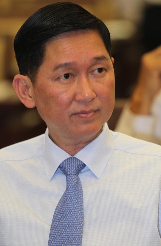 Tạm đình chỉ tư cách đại biểu HĐND TP HCM đối với ông Trần Vĩnh Tuyến và ông Trần Trọng Tuấn - Ảnh 1.
