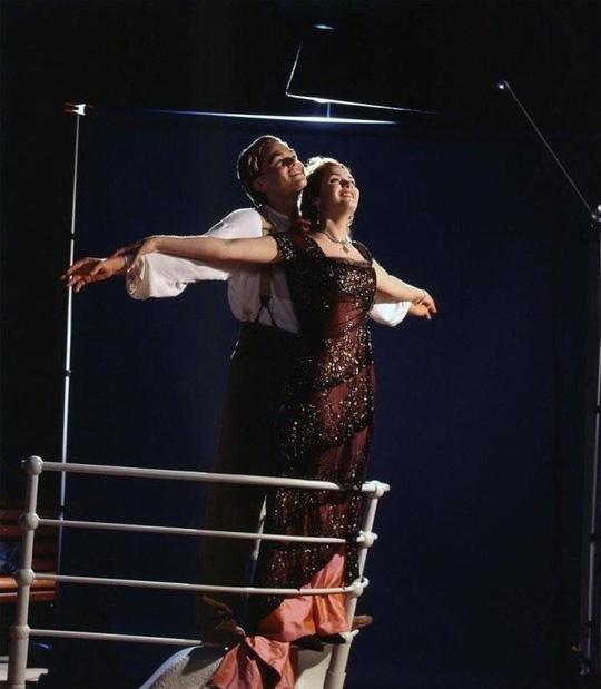 Hậu trường thú vị của Titanic cách đây 23 năm - Ảnh 2.