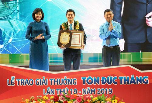 10 kỹ sư, công nhân vào vòng chung khảo Giải thưởng Tôn Đức Thắng - Ảnh 1.
