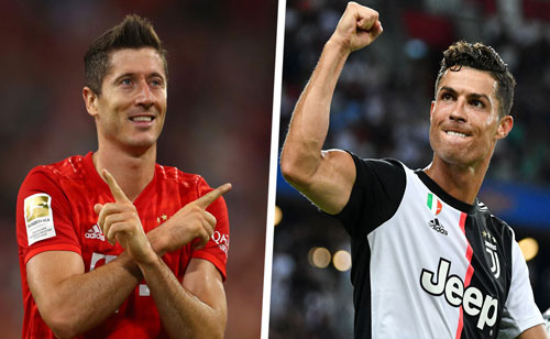 Ronaldo vẫn mơ Quả bóng vàng - Ảnh 1.