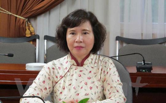 Bộ Công an đề nghị truy tố ông Vũ Huy Hoàng, truy nã bà Hồ Thị Kim Thoa - Ảnh 1.