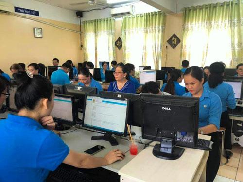 Thi trực tuyến tìm hiểu về Công đoàn Việt Nam - Ảnh 1.