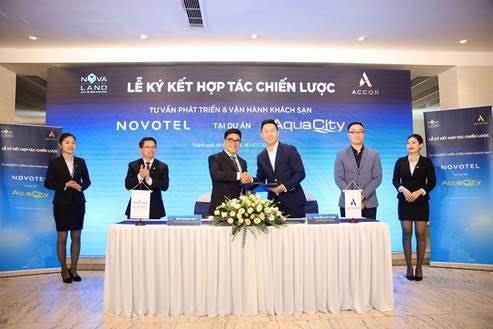 Tập đoàn Novaland ký kết hợp tác cùng Tập đoàn quốc tế Accor - Ảnh 1.