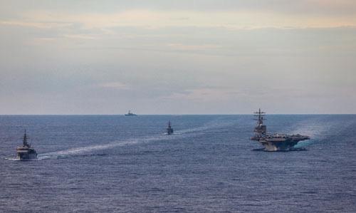 Sức ép gia tăng lên tham vọng biển của Trung Quốc - Ảnh 1.