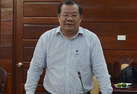 Phân công lãnh đạo điều hành thay cho Chủ tịch UBND tỉnh Quảng Ngãi - Ảnh 1.