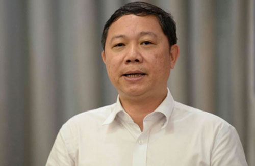 Chủ tịch Nguyễn Thành Phong ứng cử đại biểu HĐND TP HCM - Ảnh 3.