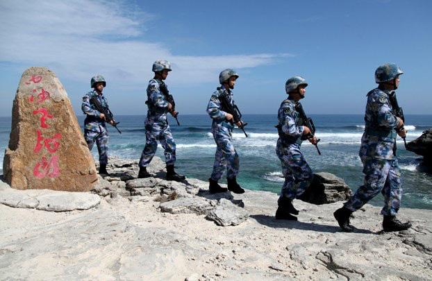 Chuyên gia quân sự vạch mặt ý đồ tập trận của Trung Quốc ở biển Đông - Ảnh 1.