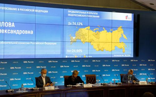 Người Nga vẫn đặt niềm tin vào ông V. Putin - Ảnh 1.