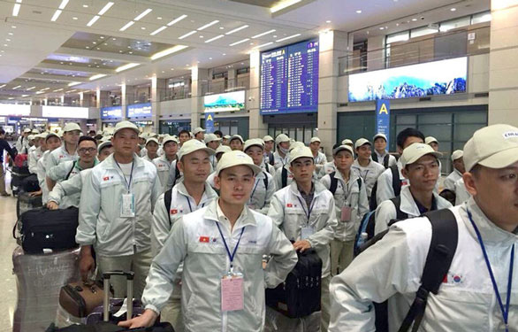 Thủ tục gia hạn thời gian cư trú với lao động EPS làm việc tại Hàn Quốc - Ảnh 1.