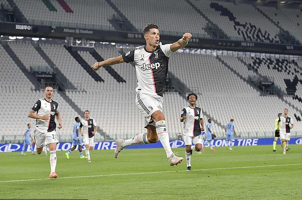 Ronaldo đua giày vàng, Juventus tăng tốc đến ngôi vương - Ảnh 6.