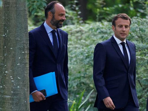 Tổng thống Macron và cuộc cải tổ khó khăn - Ảnh 1.