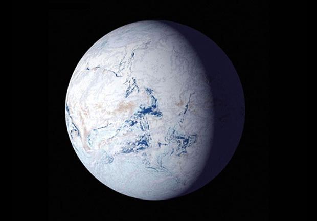 Trái Đất sẽ lại hóa hành tinh tuyết, con người đối mặt nhiều quái thú - Ảnh 1.