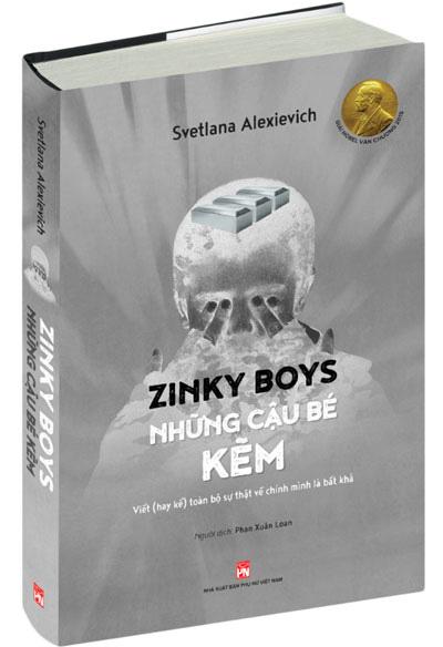 Những cậu bé kẽm - Nỗi ám ảnh chiến tranh - Ảnh 1.