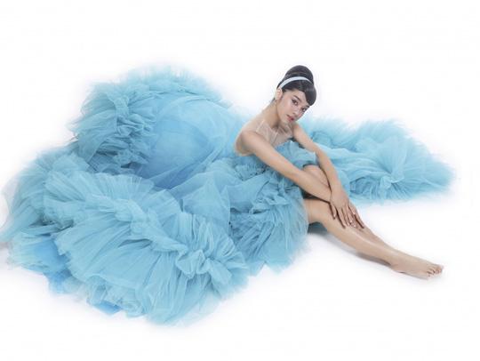 Ngắm 5 mỹ nhân Việt diện váy công chúa - Ảnh 3.