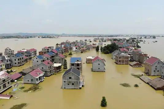 Đợt mưa lớn nhất sắp trút xuống, Bắc Kinh rút nước 85 hồ chứa - Ảnh 2.