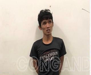 [Clip]: Công an Đồng Nai rượt đuổi kẻ ngáo đá trộm xe ô tô, tông xe cảnh sát - Ảnh 3.